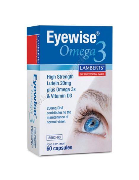 Eyewise Omega 3 Lamberts - 60 perlas