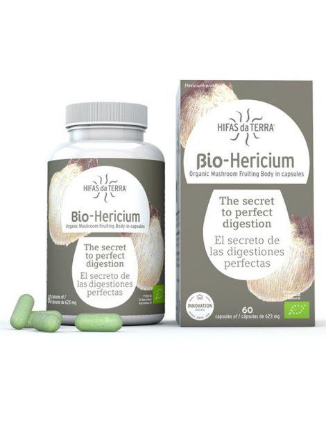 Bio-Hericium Hifas da Terra - 60 cápsulas