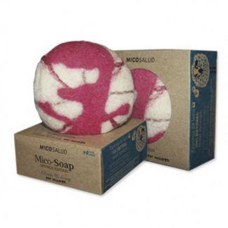 Jabón Mico-Soap Sponge Reishi y Miel Hifas da Terra - 150 gramos