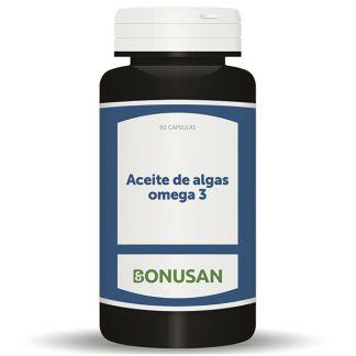 Aceite de Algas Omega 3 Bonusan - 60 perlas