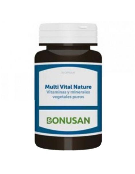 Multi Vital Nature Bonusan - 30 cápsulas