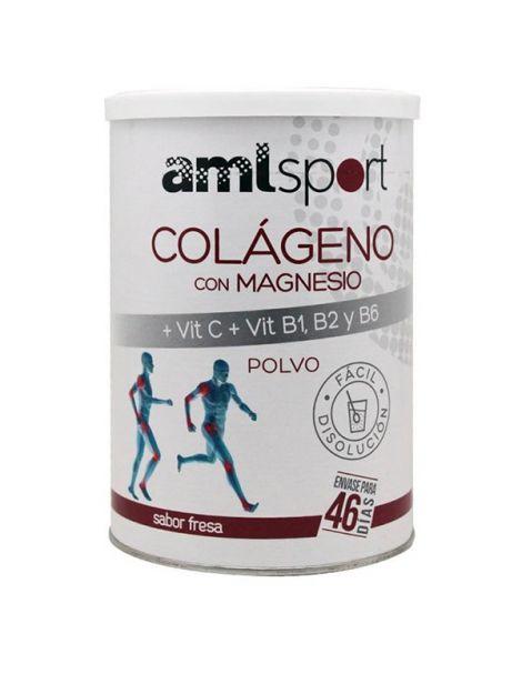 Colágeno con Magnesio + Vitaminas AML Sport Ana Mª. Lajusticia - 350 gramos