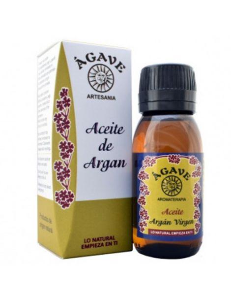 Aceite de Argán Ágave - 60 ml.
