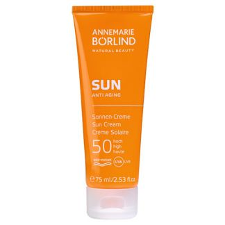 SUN Crema Solar Facial IP 50 Alto AnneMarie Börlind - 75 ml.