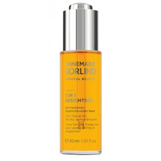Aceite Facial 3 en 1 Anti-Blue Light AnneMarie Börlind - 30 ml.