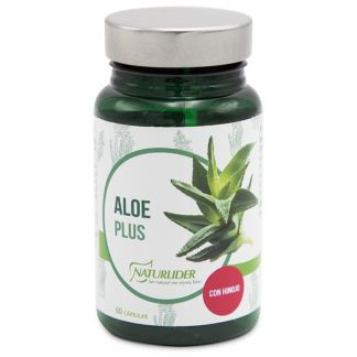 Aloe Plus Naturlíder - 60 cápsulas