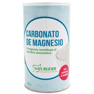 Carbonato de Magnesio Naturlíder - 200 gramos