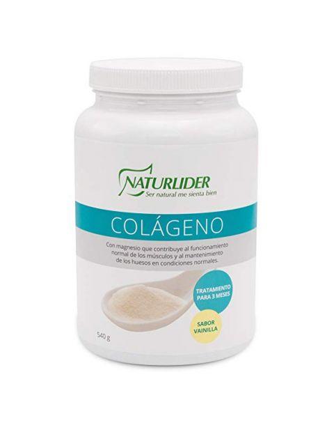 Colágeno con Magnesio Naturlíder - 540 gramos