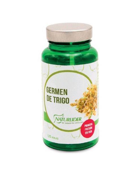 Germen de Trigo Naturlíder - 125 perlas