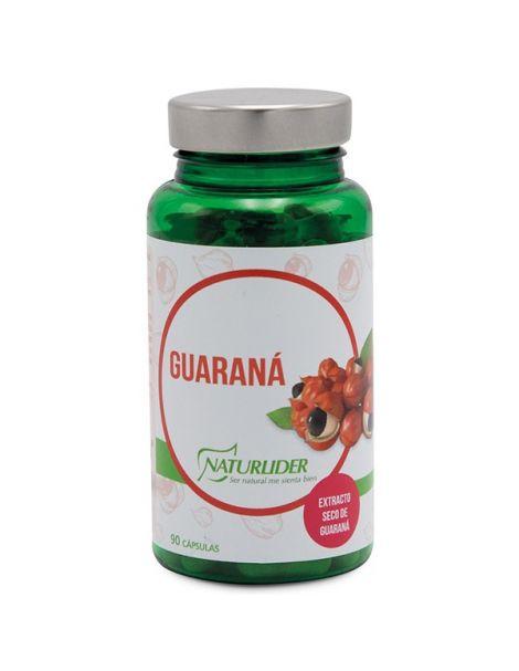 Guaraná Naturlíder - 90 cápsulas