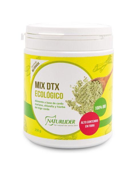 Mix Detox Ecológico Naturlíder - 250 gramos