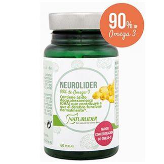 Neurolider Naturlíder - 60 perlas