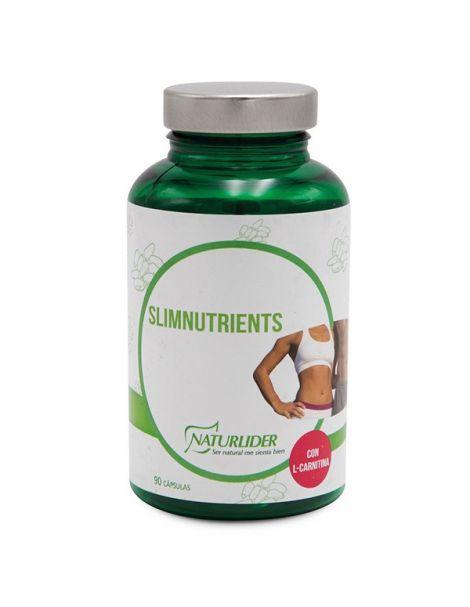 Slimnutrients Naturlíder - 90 cápsulas