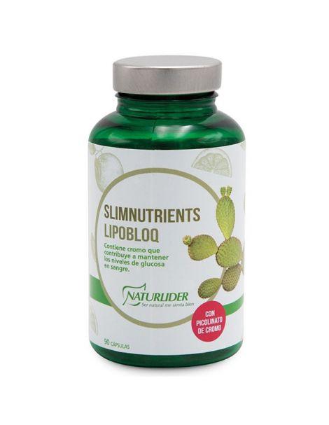 Slimnutrients Lipobloq Naturlíder - 90 cápsulas