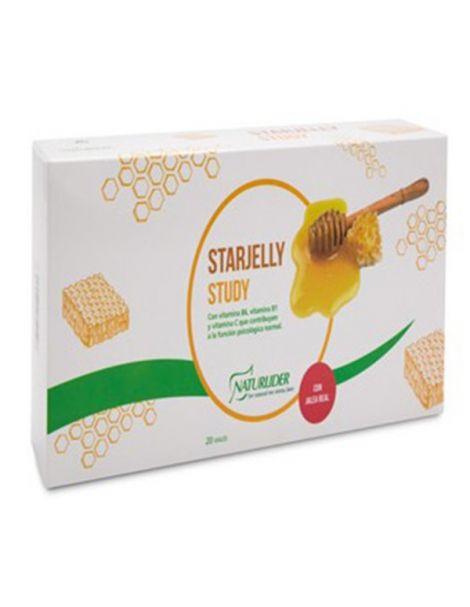 Starjelly Study Naturlíder - 20 ampollas