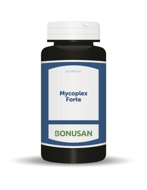 Mycoplex Forte Bonusan - 60 cápsulas.