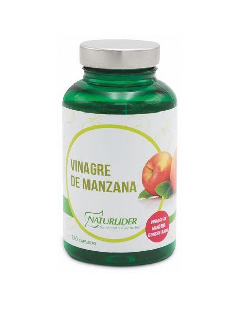 Vinagre de Manzana Naturlíder - 120 cápsulas
