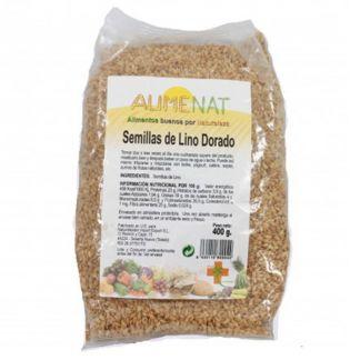 Semillas de Lino Dorado Ecológico Naturlíder - 500 gramos