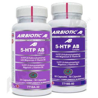 5-HTP Complex Airbiotic - 30 cápsulas