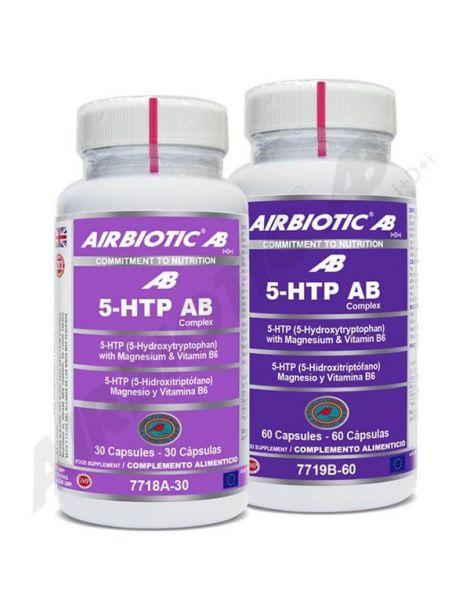 5-HTP Complex Airbiotic - 60 cápsulas