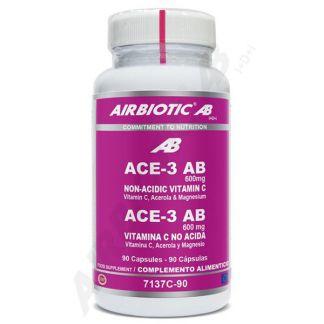 ACE-3 600 mg. Airbiotic - 90 cápsulas