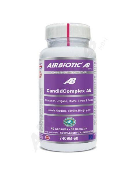CandidComplex AB Airbiotic - 60 cápsulas