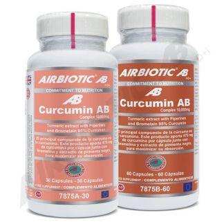 Curcumin Complex Airbiotic - 30 cápsulas