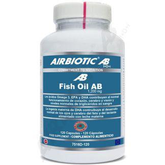 Fish Oil Airbiotic - 60 cápsulas