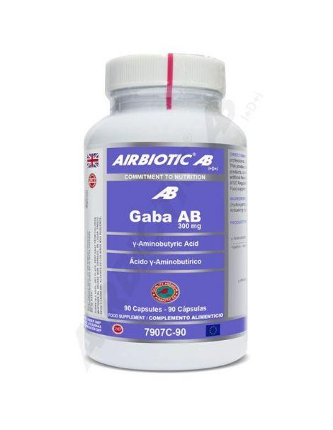 GABA Airbiotic - 90 cápsulas
