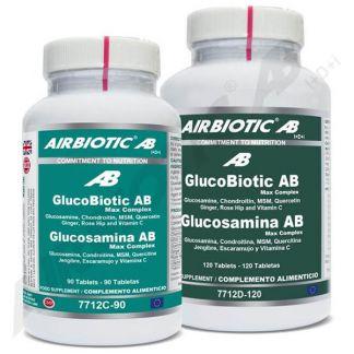 Glucosamina Max Airbiotic - 90 comprimidos