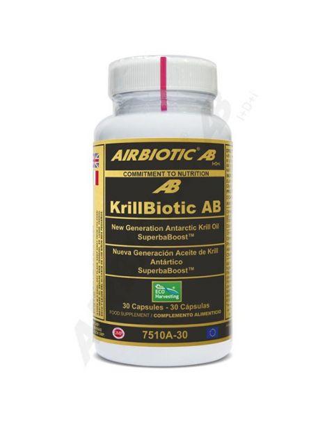 Krillbiotic AB Airbiotic - 30 cápsulas
