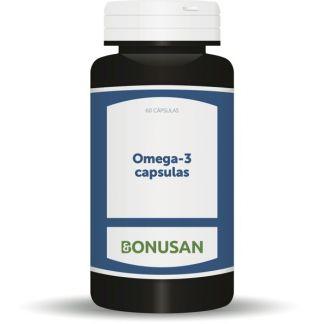 Omega-3 Cápsulas Bonusan - 60 cápsulas