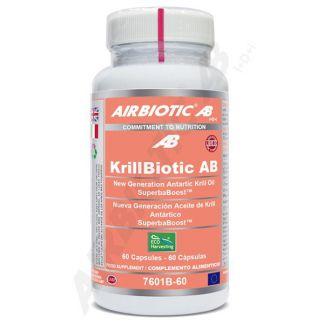 Krillbiotic AB Airbiotic - 60 cápsulas