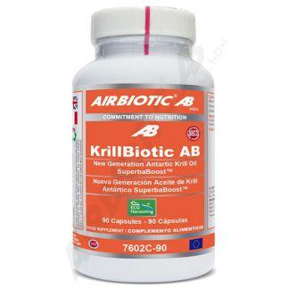 Krillbiotic AB Airbiotic - 90 cápsulas