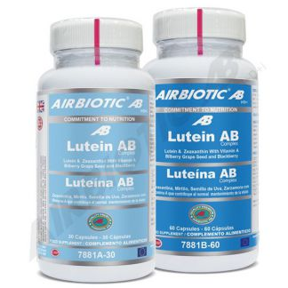 Lutein Complex Airbiotic - 30 cápsulas