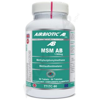 MSM Airbiotic - 90 comprimidos