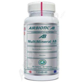 Multimineral Complex Airbiotic - 60 comprimidos