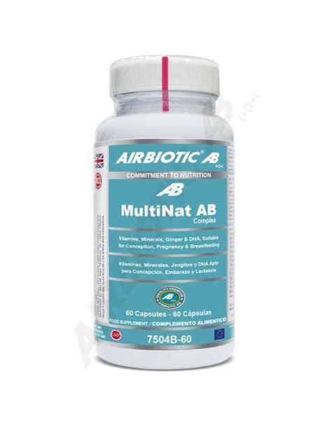 Multinat Airbiotic - 60 cápsulas