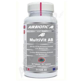 Multivitamin Complex Airbiotic - 60 comprimidos