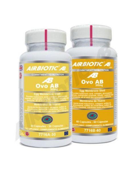 Ovo AB Airbiotic - 30 cápsulas