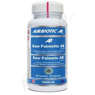 Saw Palmeto Airbiotic - 60 cápsulas