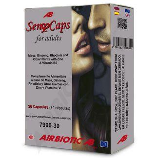 Sense Caps Airbiotic - 30 cápsulas