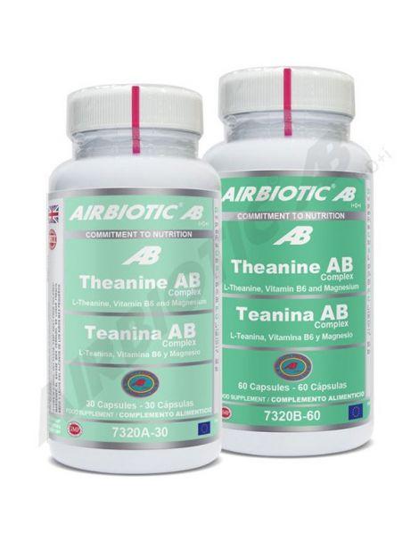 Teanina AB Complex Airbiotic - 60 cápsulas