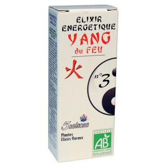 Elixir 03 Yang del Fuego 5 Saisons - 50 ml.