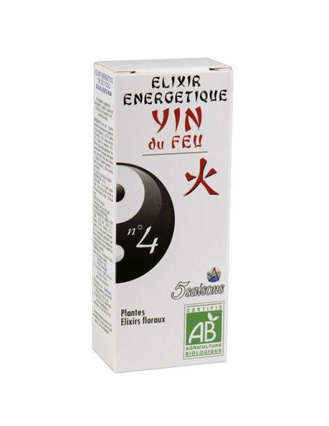 Elixir 04 Yin del Fuego 5 Saisons - 50 ml.