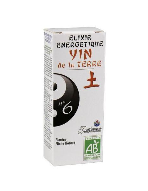 Elixir 06 Yin de la Tierra 5 Saisons - 50 ml.