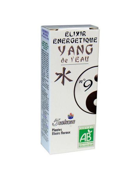 Elixir 09 Yang del Agua 5 Saisons - 50 ml.