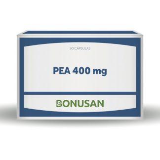 PEA 400 mg. Bonusan - 90 cápsulas