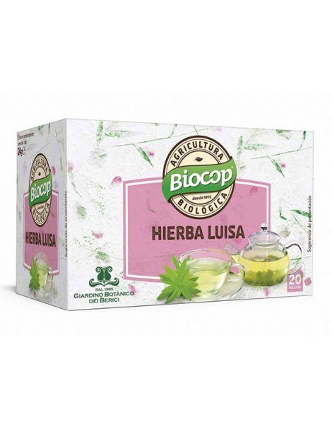 Infusión de Hierba Luisa Biocop - 20 bolsitas