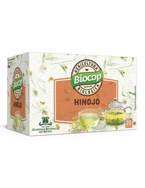 Infusión de Hinojo Biocop - 20 bolsitas